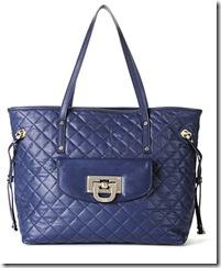dkny blue bag