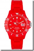 red toy watch