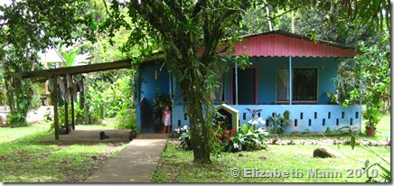 Costa Rican Home