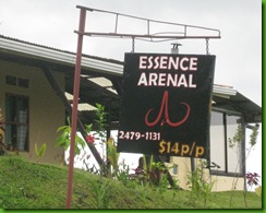 essence arenal