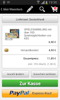 Screenshot of akspiele - Über 8000 Spiele