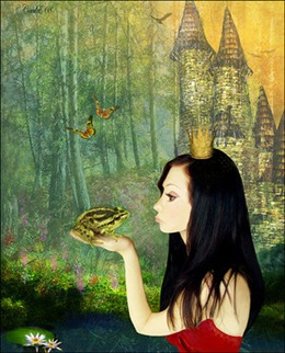 The_Princess_And_The_Frog_by_cemac