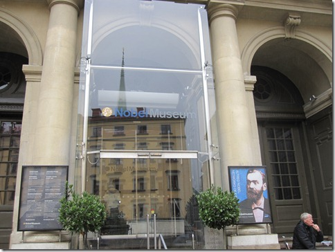 A noble Nobel museum