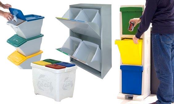 Blog action day reciclemos los mejores cubos de - Cubos reciclaje ikea ...
