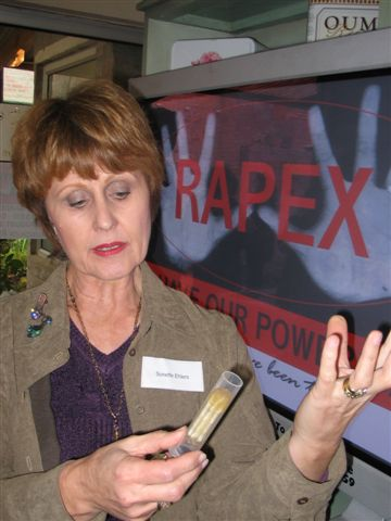 Kondom Untuk Cewek | Kondom Anti Pemerkosaan
