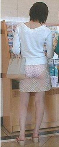 design rok cewek jepang 4 Gambar Fesyen Skirt Bergambar Spender Di Jepun