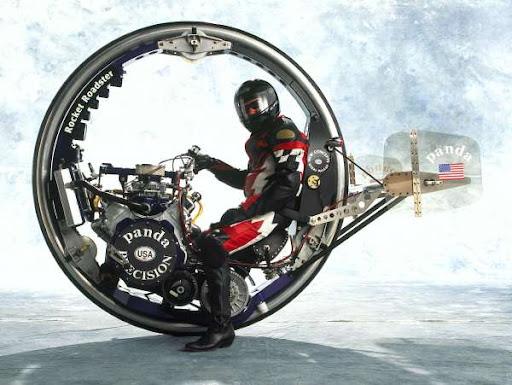 Modifikasi Motor One Wheeler | Foto & Video | fotounik.net