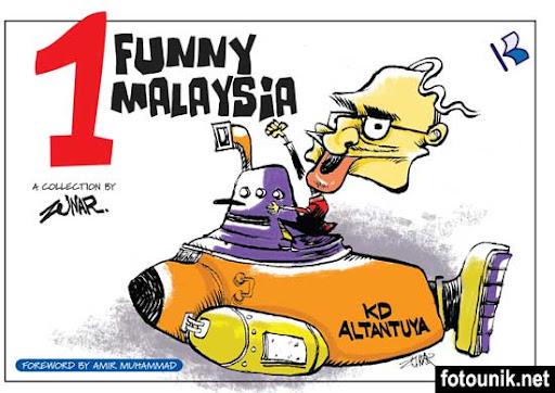 Di Malaysia Menyimpan gambar kartun dihukum 3 tahun