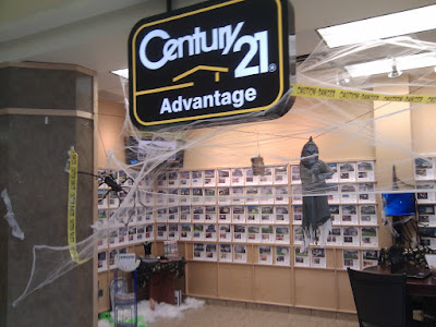 Getting Spooky, Halloween At Century 21 Advantage