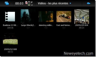 Bibliothèque vidéo