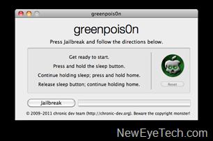 GreenPois0n 4.2.1