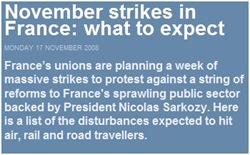 FrenchStrikes