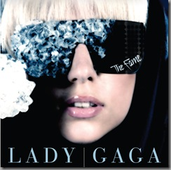 Lady GaGa The Fame Front