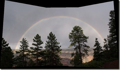 04 Rainbow over Walhalla Plateau from BAP trailhead NR GRCA NP AZ (1024x594)