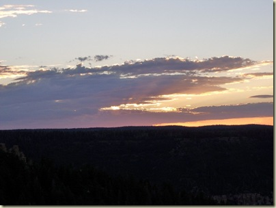 05 Sunset over East Rim from Marble View Kaibab NF AZ (1024x766)