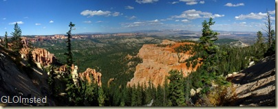 02 View from Bristlecone Loop trail Bryce Canyon NP UT pano (1024x397)