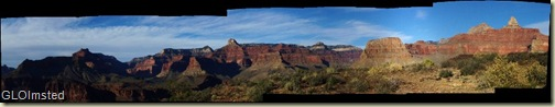 06 Panoramic view N & NW from Skeleton Point S Kaibab trail GRCA NP AZ (800x151)