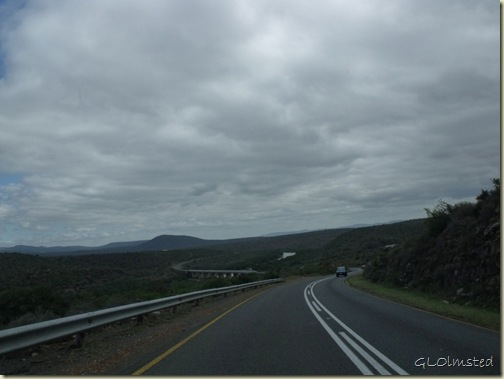 Great Fish River Bridge N2 West Eastern Cape South Africa