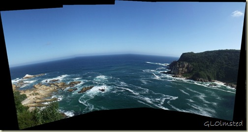 07 Indian Ocean & Western Head from Upper Eastern Head Knysna Garden Route Western Cape ZA pano (1024x541)