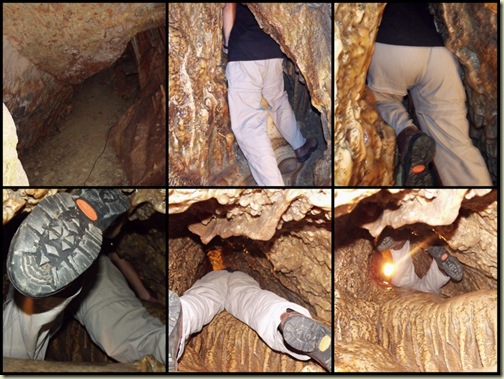 11 Gaelyn in the Chimney Cango Cave ZA collage (1024x768)