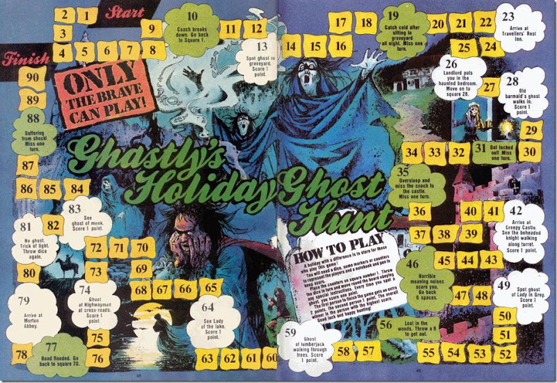 Scream! - Holiday Special (1986) - Ghastly's Holiday Ghost hunt