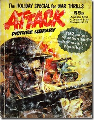 Attack Picture Library - Holiday Special (1984) - Cover