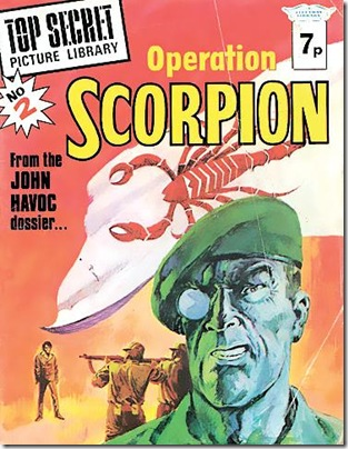 Top Secret Picture Library No. 2 - Operation Scorpion