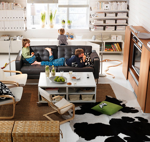 Ikea Catalog – Living Room Interior Decorating With Interior and Furniture