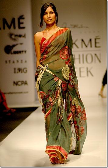 AnandKabra-Green-Sari