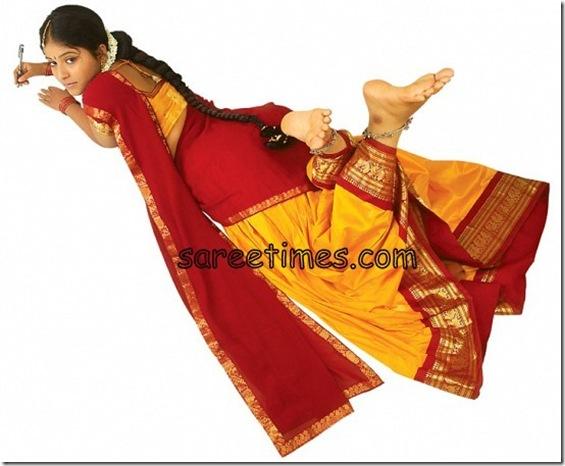 Anjali-Half-saree