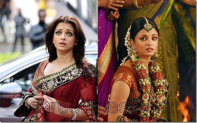 Aishwarya-Rai-Manishmalhotra-saree-in-Robot