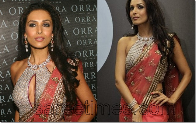 Malika -Arora-Malaika Arora -Showcases - $1.3 Million -Orra Bustier