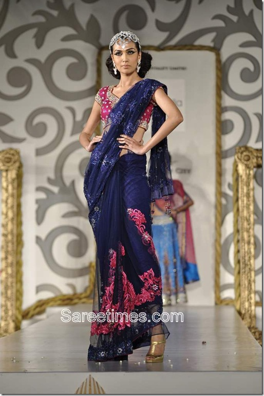 Neeta Lulla Saree Collection http://www.sareetimes.com/2010/11/neeta-lulla-designer-sari-collection-at.html