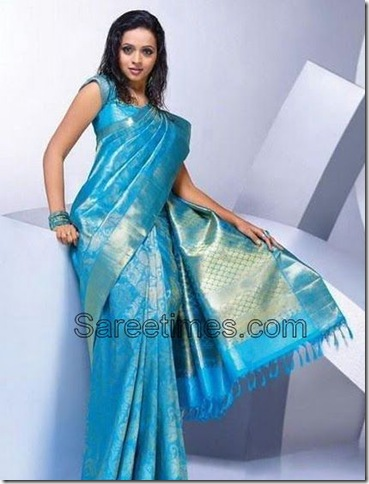 Bhavana_Traditional_Saree