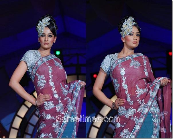 Rohit_Verma_Pink_Designer_Saree