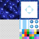 Blue Bubbles (RMVX/VXA)