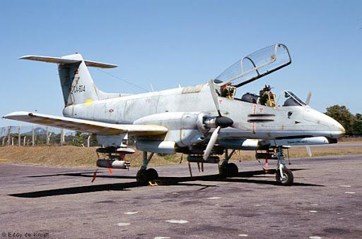 FMA IA-58 Pucará PucaraSL