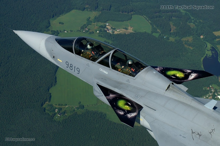 Album Gripen Gripen-Czech-Air-Force-1