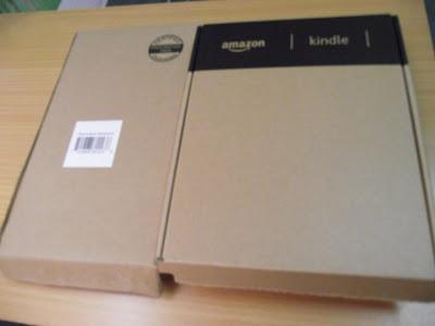 Kindle 3g box