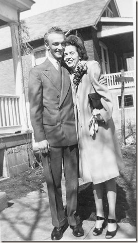 Ed & Margaret wedding