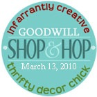 Goodwill transformations! from Thrifty Decor Chick
