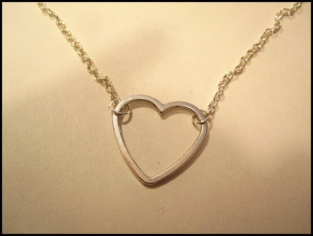 heartnecklace