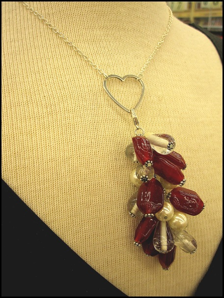 redvalentinesdaynecklace