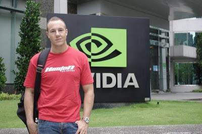 HeatoN來台系列文章(08)- Taipei day 4 : 參訪NVIDIA及娛樂賽!
