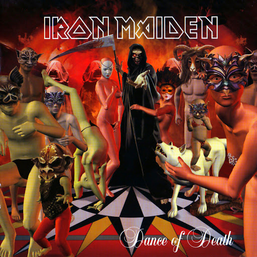 Download   Iron Maiden   Dance Of Death | músicas