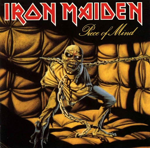 Download   Iron Maiden   Piece Of  Mind | músicas