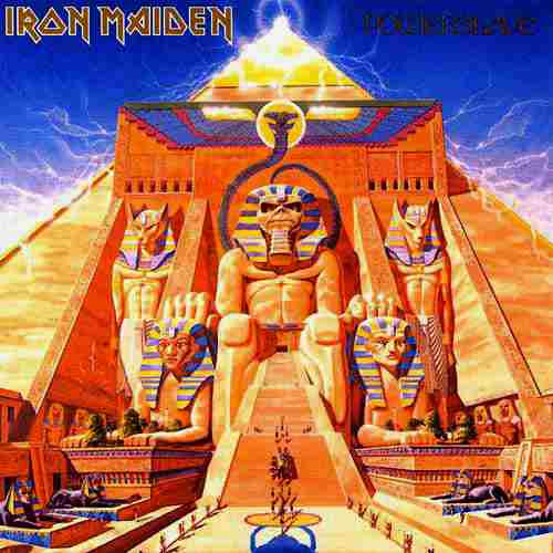 Download   Iron Maiden   Powerslave | músicas