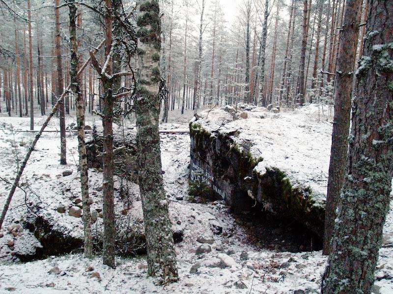 ДОТ Sj5, восточный каземат