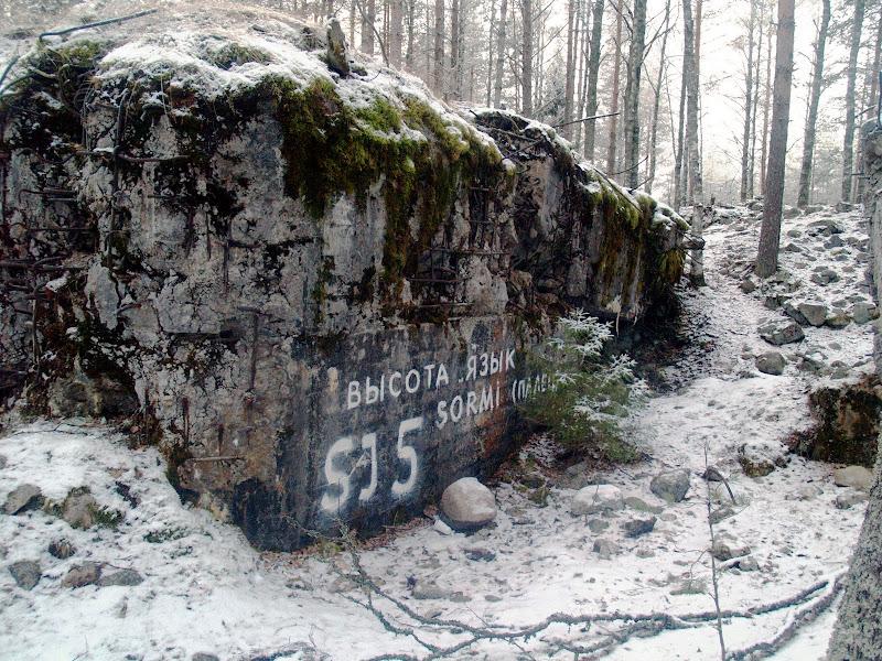 ДОТ Sj5 (0011), восточный каземат