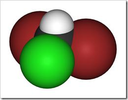 Dibromochloromethane-3D-vdW